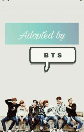 Adopted by BTS by YukikoOtonashii