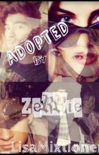 Adopted by Zerrie by StrawPerrieCakes