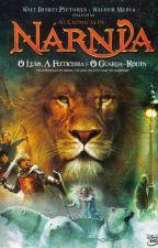 As Crônicas de Nárnia - o Leão, a Feiticeira e o Guarda-Roupa by GRSouza