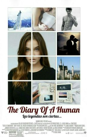 The diary of a human by PaolaTorres521