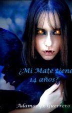 ¿Mi Mate tiene 14 años? by ada6-20