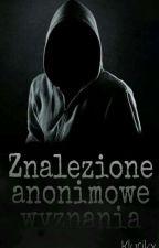 Znalezione anonimowe wyznania by Klarikx