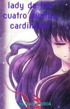 Lady de los cuatro puntos cardinales by DulceCandyMistic3798