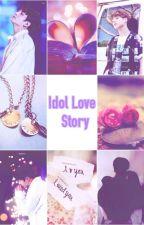 Idol Love Story || Jeon Jungkook BTS by JessCath
