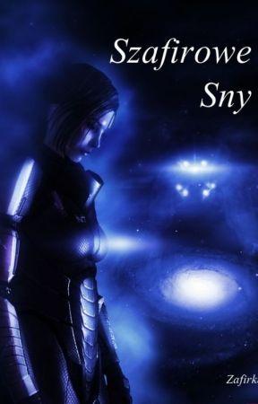 [Mass Effect] Szafirowe Sny by Zafirka