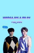 ‹‹mensajes a mi ex›› meanie by iGot7_BTS