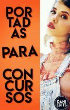 PORTADAS PARA CONCURSOS by -DarkMoon-I