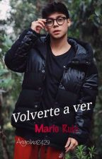 Volverte A Ver|| Mario Ruiz y tu by angelina2429