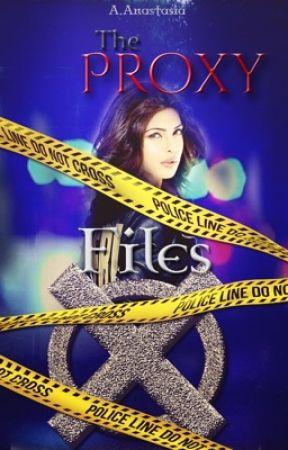 The Proxy Files {Creepypasta Fanfiction}  by FulfillingMemories