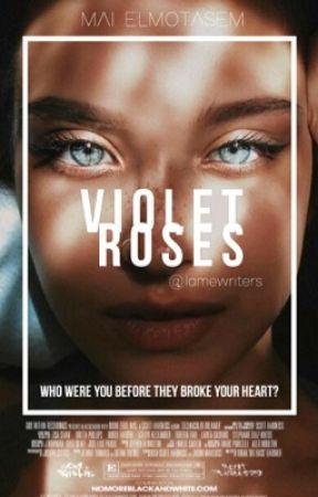 Violet Roses by mennaandmai
