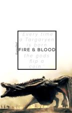 FIRE & BLOOD  (GAME OF THRONES GIF SERIES) by unsullied