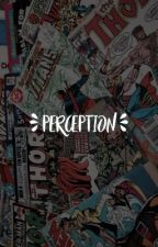 perception ↯ a marvel roleplay by -shnazy