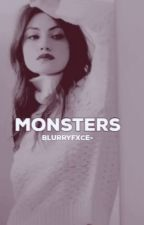 Monsters ↯ Teen Wolf | Book 4 | by blurryfxce-
