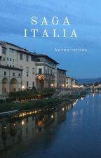 Saga Italia - Notas varias by GabysBD