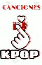 """KPOP """"letras de las canciones"""" by YoungMiY"""