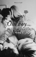 One boy, million feelings  by ManonGdi