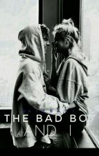The bad boy and I  by naye_baby