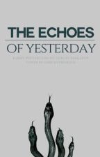 The Echoes Of Yesterday | D. MALEFOY by emalefoy