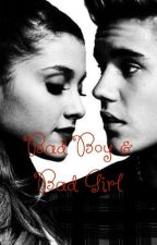 Bad Boy & Bad Girl by silver__rose