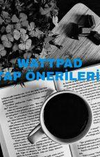 Wattpad'in ENleri by Prenses_panda7