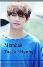 Mianhae TaeTae Hyung! by Wasisanggono173
