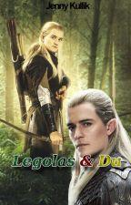 Legolas & Du by SmileJennyStory