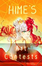Hime's Art Contests! [OPEN] by SpiderPrincess