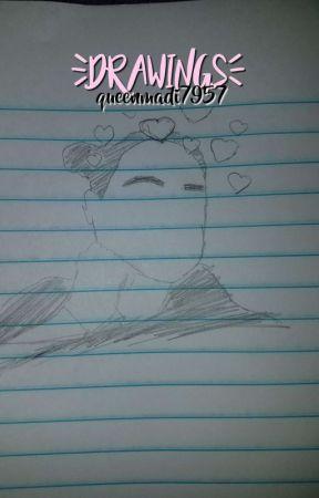 Art Book - Drawings  by QueenMadi7957