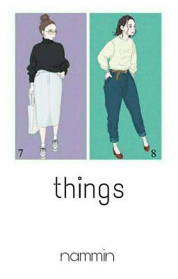 nammin | things