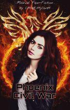 Phönix: Civil War {Buch 4} by littlekittylove4
