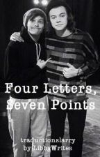 Four Letters, Seven Points by traductionslarry