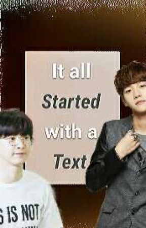 It all Started with a Text [Chanbaek/Baekyeol] by Shiro1666