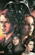 La fausse mort d'Anakin Skywalker  by AnaBlue43
