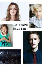 10  Years Reunion - DracoxHermione by ZWritesStories