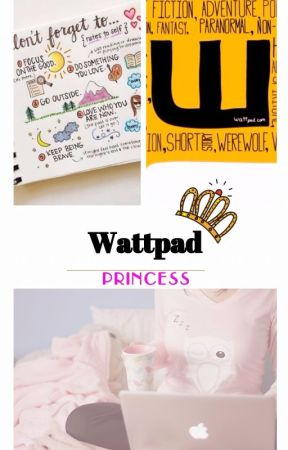 The Wattpad Princess by KatRuby