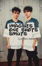 Dobre twins Imagines| one shots| smuts|  by JannaMonta