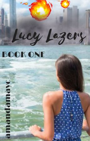 Lucy Lazers (Book One of New York Lazers Trilogy) by amandamayc