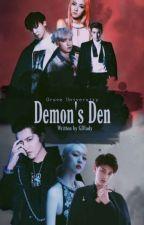 The Demon's Den: Grave University 3 by GDlady