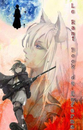 Le Rant Book de Enferna by Enferna_Satana