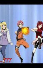 (Fairy Tail & Naruto) Những Người Bạn đến Từ Thế Giới Phép Thuật by Mika_Heartfilia
