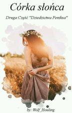 Córka słońca by Wolf_Houling