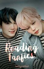 Reading Fanfics •• y.m by BerryCookies