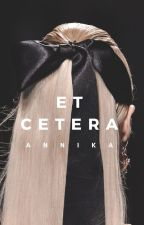 et cetera by theshingaling