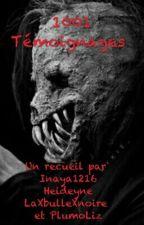 1001 Témoignages  by Inaya1216