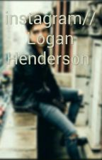 INSTAGRAM//Logan Henderson by AleksandraBuono05