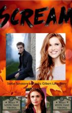 Scream ~ Stefan Salvatore Love Story by its_fanfic_books_101