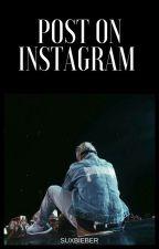 Post on Instagram/Justin Bieber/Zakończone by suxbieber