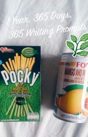 1 Year, 365 Days, 365 Writing Prompts by ghost-white