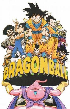 Dragon Ball - Recueils d'OS by Isadora-art