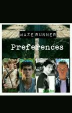 the maze runner preferences by KatieEastman2